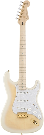 Richie Kotzen Strat - See-through White Burst