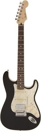 MADE IN JAPAN MODERN STRATOCASTER® HSS - Black