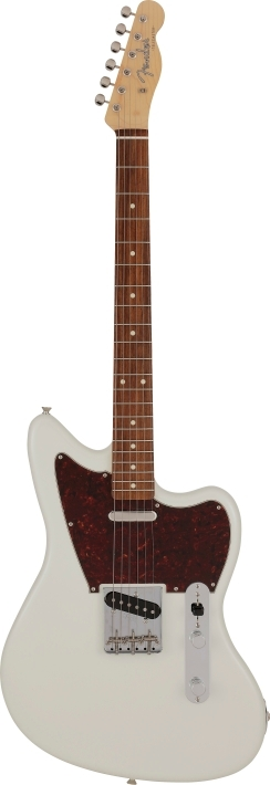 Made in Japan 2021 Limited Offset Telecaster® - Olympic White