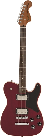 Made In Japan Troublemaker Telecaster® - Crimson Red