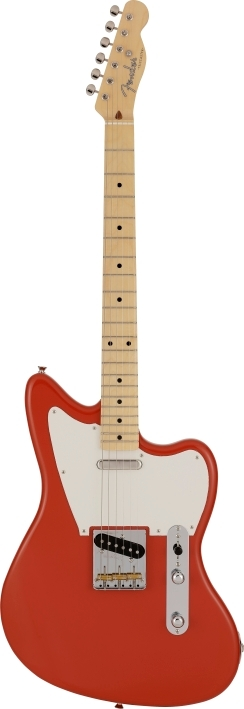 Made in Japan 2021 Limited Offset Telecaster® - Fiesta Red