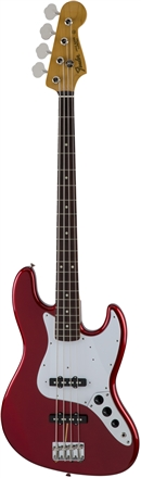 Made in Japan Traditional 60s Jazz Bass® - Candy Apple Red