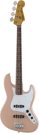 Made in Japan Traditional 60s Jazz Bass® - Flamingo Pink