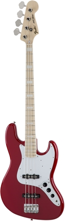 Made in Japan Traditional 70s Jazz Bass® - Torino Red