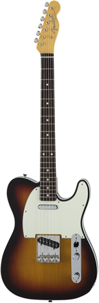 Made in Japan Traditional '60s Telecaster® Custom - 3-Color Sunburst