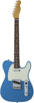 Made in Japan Traditional 60s Telecaster® Custom - California Blue
