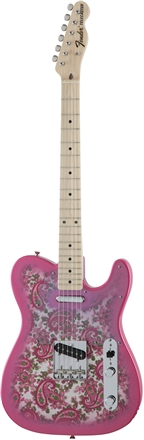 Made in Japan Traditional '69 Telecaster® - Pink Paisley