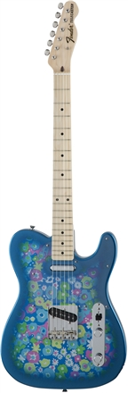 Made in Japan Traditional 69 Telecaster® - Blue Flower