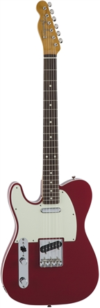 Made in Japan Traditional '60s Telecaster® Custom Left-Hand - Torino Red