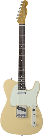Made in Japan Traditional 60s Telecaster® Custom Limited Run Vintage White -