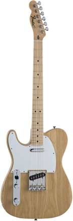 Made in Japan Traditional 70s Telecaster® Ash Left-Hand - Natural