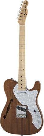 Made in Japan Traditional '69 Telecaster® Thinline - Natural