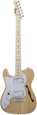 Made in Japan Traditional 70s Telecaster® Thinline Left-Hand -
