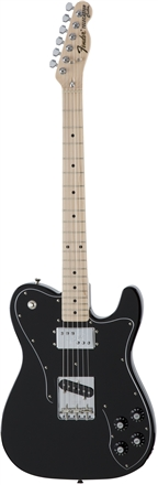 Made in Japan Traditional 70s Telecaster® Custom - Black