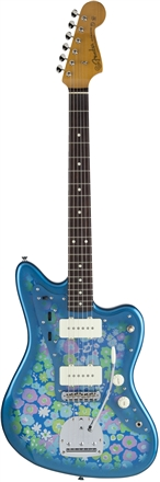 Made in Japan Traditional 60s Jazzmaster® - Blue Flower