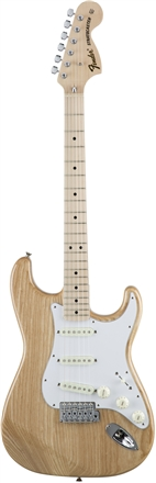 Made in Japan Traditional '70s Stratocaster® Ash - Natural