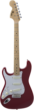 Made in Japan Traditional 68s Stratocaster® Left-Hand - Torino Red