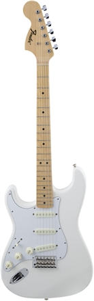 Made in Japan Traditional '68s Stratocaster® Left-Hand - Arctic White
