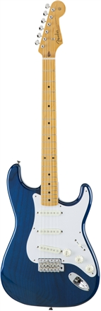 Made in Japan Traditional 58 Stratocaster® - Sapphire Blue Transparent