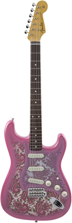 Made in Japan Traditional 60s Stratocaster® - Pink Paisley