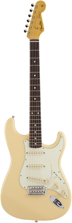 Made in Japan Traditional 60s Stratocaster® Limited Run Vintage White -