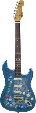 Made in Japan Traditional 60s Stratocaster® - Blue Flower