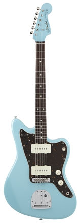 Made in Japan Traditional '60s Jazzmaster® Limited Run Sonic Blue -