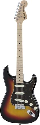 Made in Japan Traditional 70s Stratocaster® - 3-Color Sunburst
