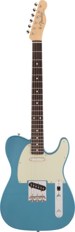 Made in Japan Traditional 60s Telecaster® - Lake Placid Blue
