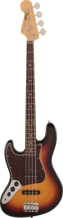 Made in Japan Traditional 60s Jazz Bass® Left-Handed -