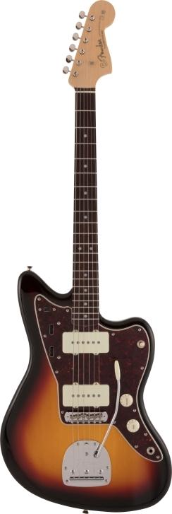 Made in Japan Traditional 60s Jazzmaster® - 3-Color Sunburst