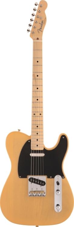 Made in Japan Heritage 50s Telecaster® - Butterscotch Blonde