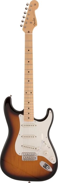 Made in Japan Heritage 50s Stratocaster® - 2-Color Sunburst