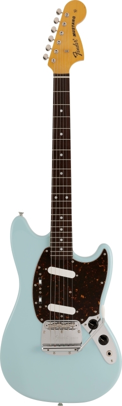 Made in Japan Traditional Mustang® Limited Run Sonic Blue -