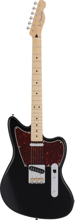 Made in Japan Hybrid Offset Tele Limited Run Black -