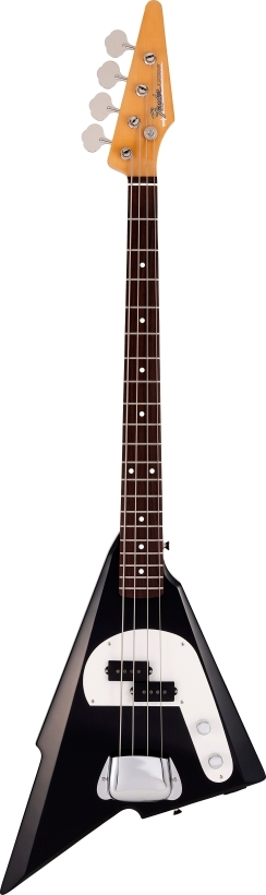 Hama Okamoto Fender® Katana Bass - Black