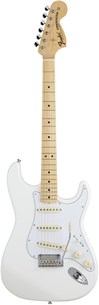 Made in Japan Hybrid 68 Stratocaster® - Arctic White