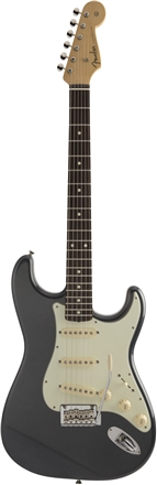 Made in Japan Hybrid 60s Stratocaster® - Charcoal Frost Metallic