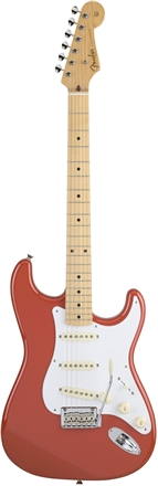 Made in Japan Hybrid 50s Stratocaster® - Fiesta Red
