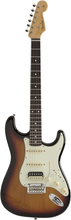 Made in Japan Hybrid 60s Stratocaster® HSS - 3-Color Sunburst