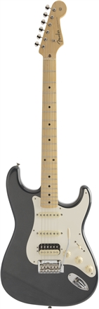 Made in Japan Hybrid 50s Stratocaster® HSS - Charcoal Frost Metallic