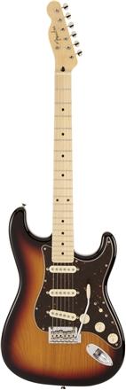 Limited Edition Made in Japan Hybrid Stratocaster® Reverse Telecaster® Head - 3-Color Sunburst