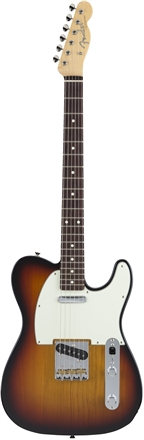 Made in Japan Hybrid 60s Telecaster® - 3-Color Sunburst