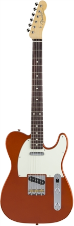 Made in Japan Hybrid 60s Telecaster® - Candy Tangerine