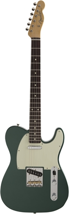Made in Japan Hybrid 60s Telecaster® - Sherwood Green Metallic