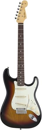 Made in Japan Hybrid 60s Stratocaster® - 3-Color Sunburst