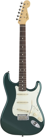 Made in Japan Hybrid 60s Stratocaster® - Sherwood Green Metallic
