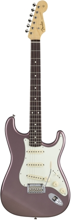 Made in Japan Hybrid 60s Stratocaster® - Burgundy Mist Metallic