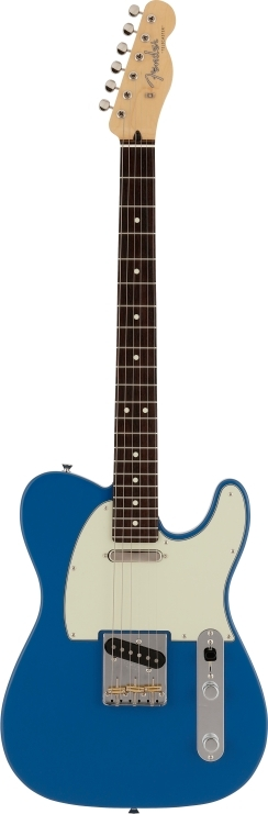 Made in Japan Hybrid II Telecaster® - Forest Blue