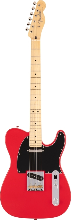 Made in Japan Hybrid II Telecaster® - Modena Red